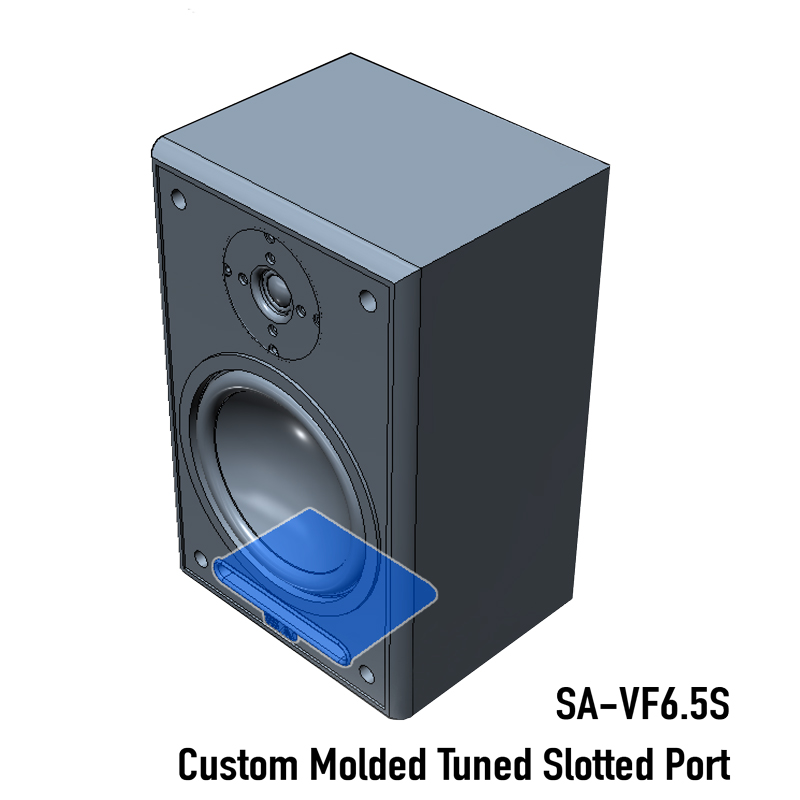 Drawings For 65 Premium Bookshelf Speakers By Sound Appeal