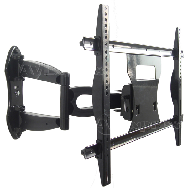Strong Full Motion Tv Wall Mount Great For Corner