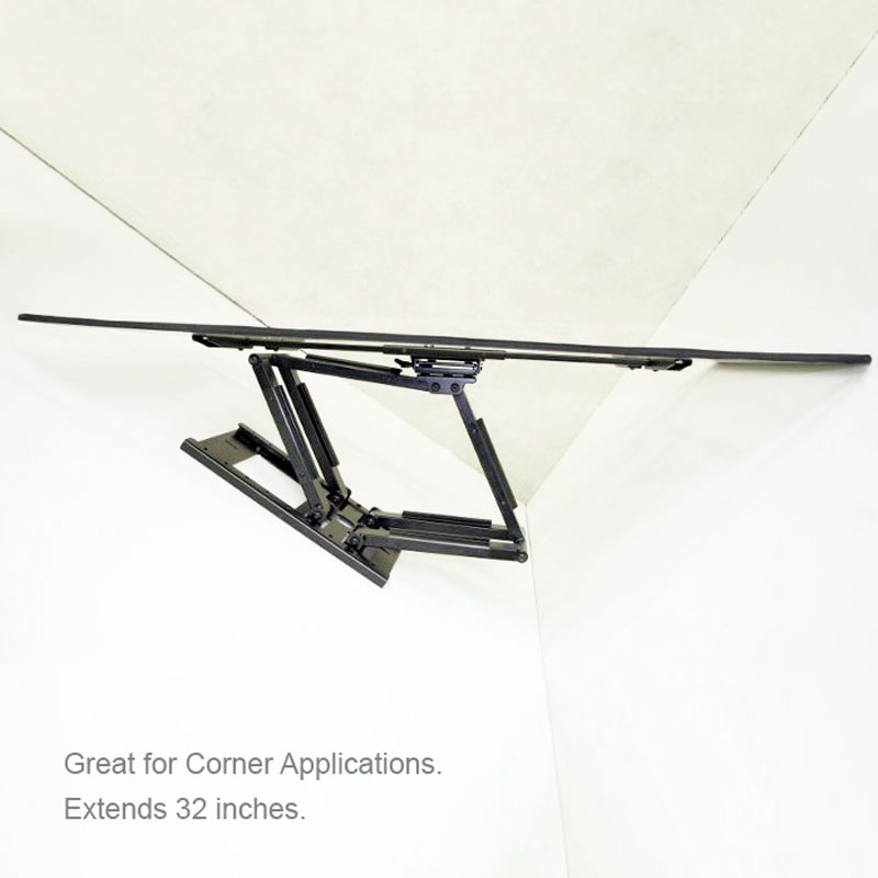 Corner Tv Mount With Long Extension Av Express