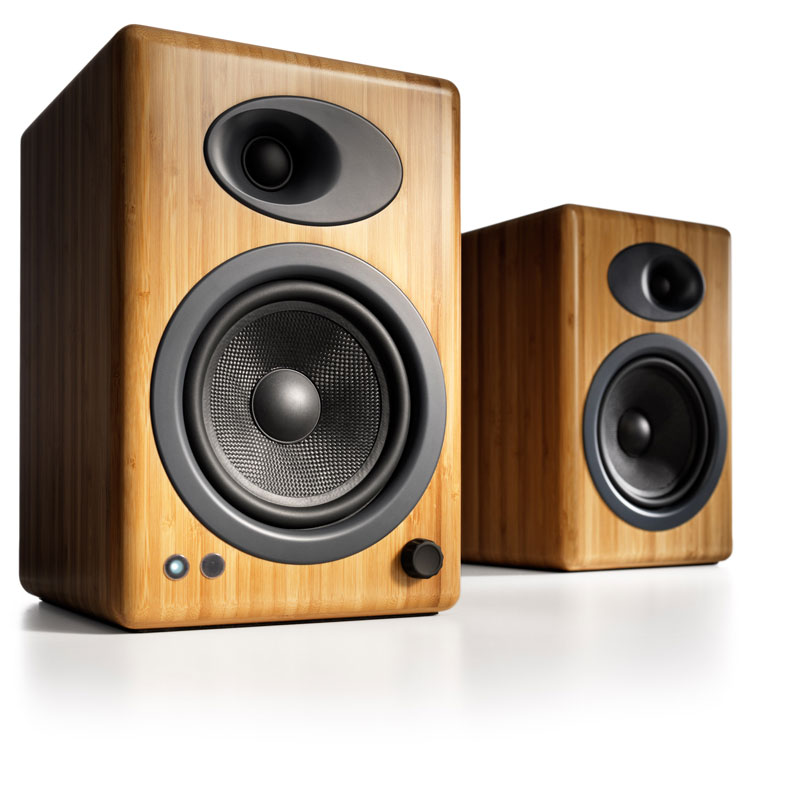 speakers loudspeaker lonpoo pc theater home newest aux wooden wireless bookshelf forpc bluetooth usb stereo for sound subwoofer item phone