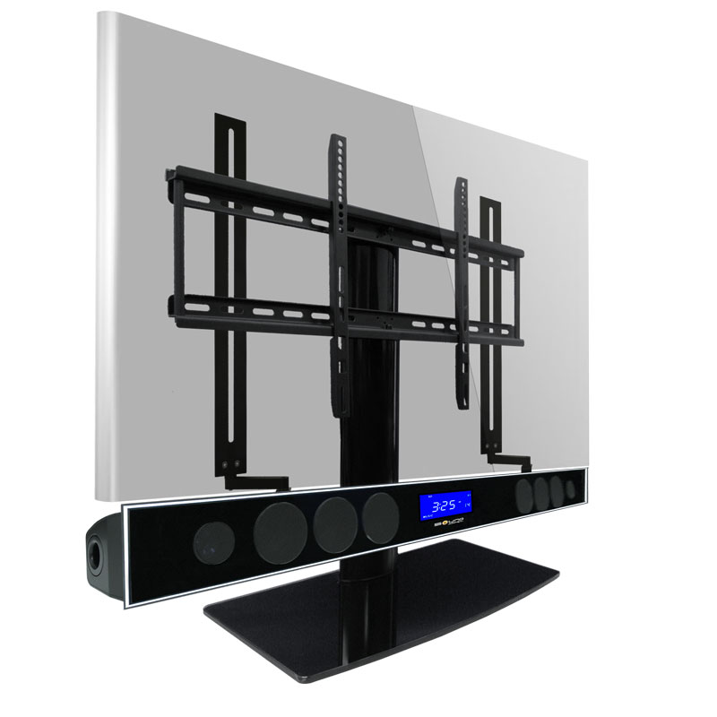 Universal Tv Stand Kit With Bluetooth Soundbar And Mount