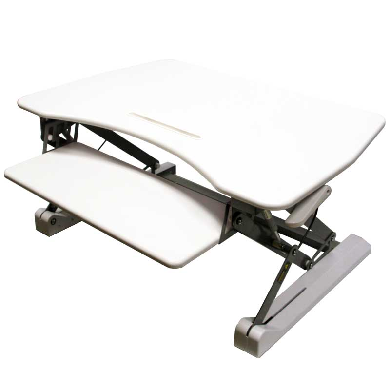 Standing Desk For Home Or Office Supports Up To 40 Lbs
