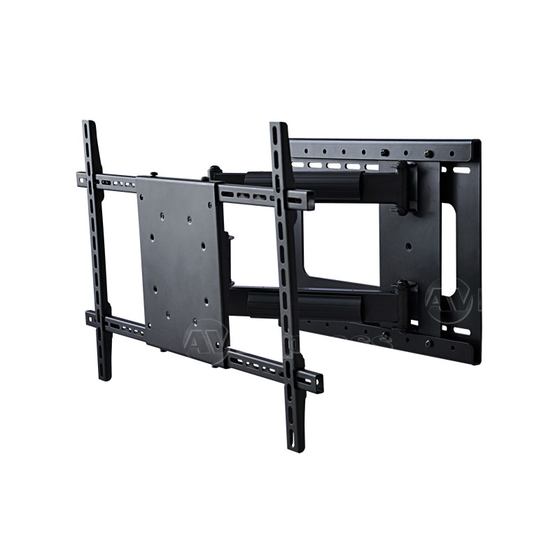 Full Motion Corner TV Mount With Free HDMI Cable