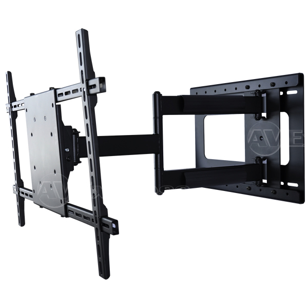 full motion tv wall mount premium sliding and swivel tv. Black Bedroom Furniture Sets. Home Design Ideas